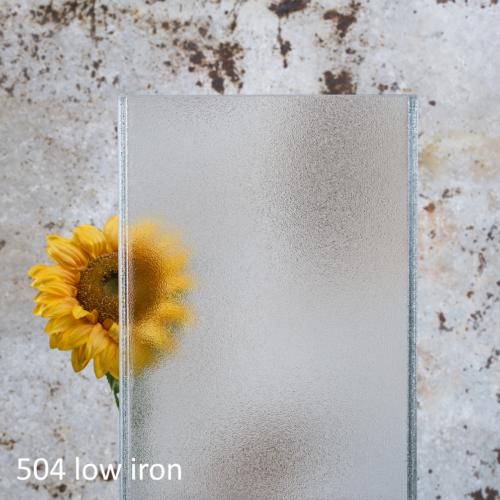 504 - low iron