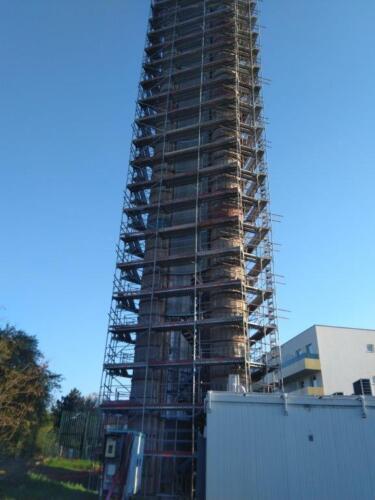 Věž Děvín 2019, Praha