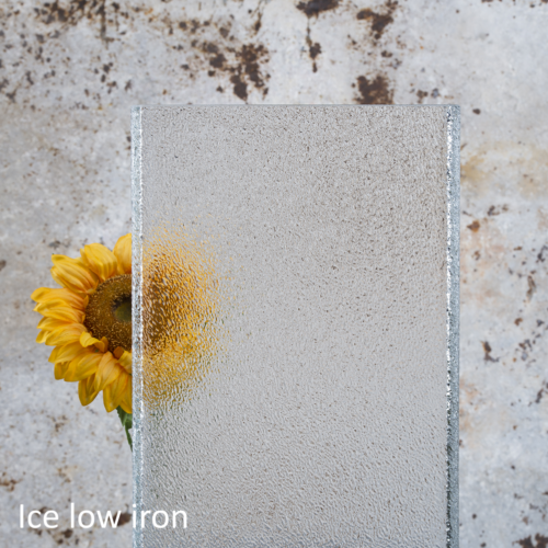 Ice - low iron