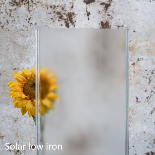 Solar - low iron